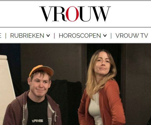 Youth With Autism Learn Improvisation in the Theater – VROUW